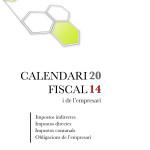 Calendari fiscal petit
